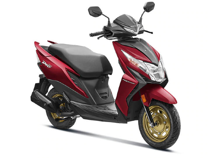 Honda Dio for Women