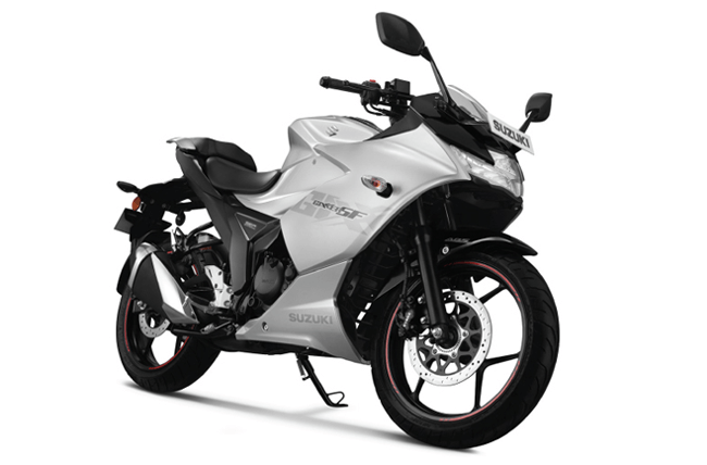 Suzuki Gixxer top speed
