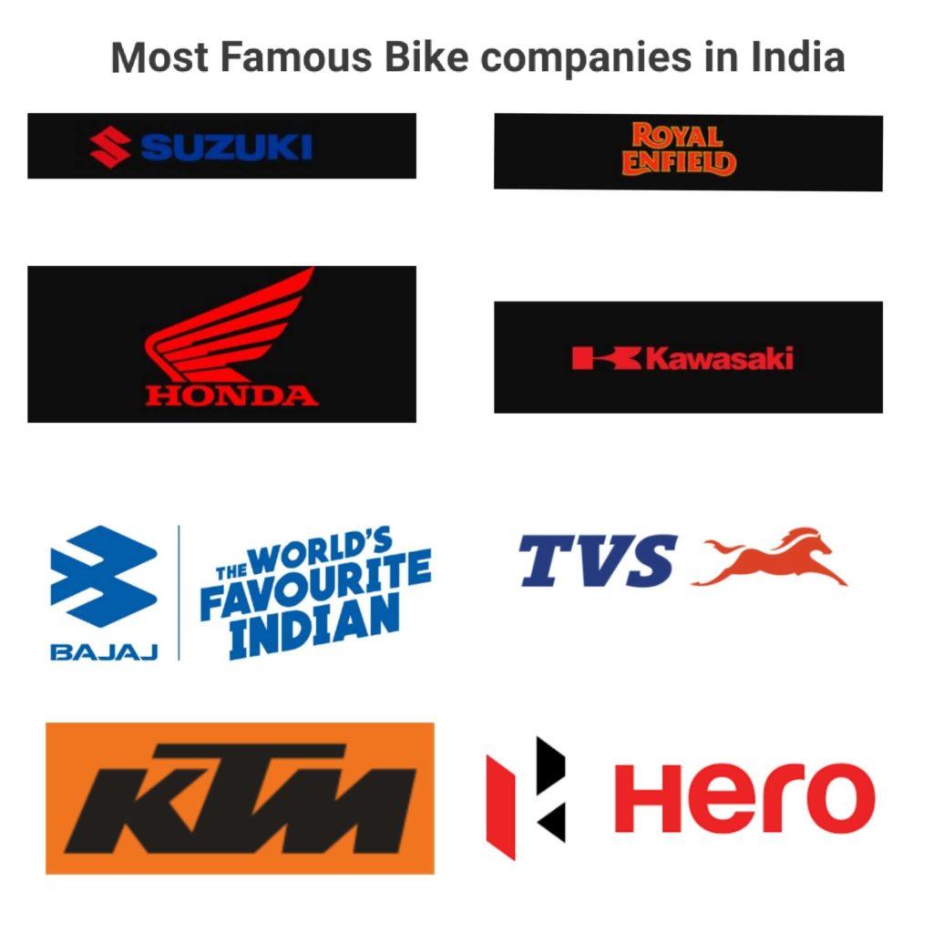 bike companies in india