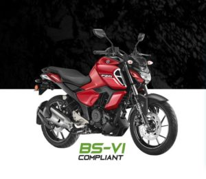 List Of Yamaha BS6 Bikes With Price in 2020
