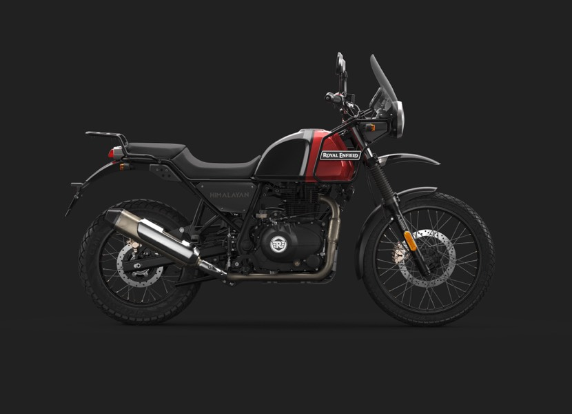 BS6 Royal Enfield Himalayan