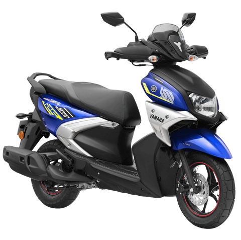 BS 6 Yamaha RAY ZR 125