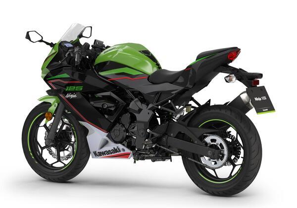 Ninja 125 Price in India