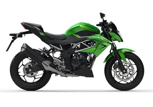 Kawasaki Z125 price in India