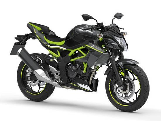 Kawasaki Z125 price in India