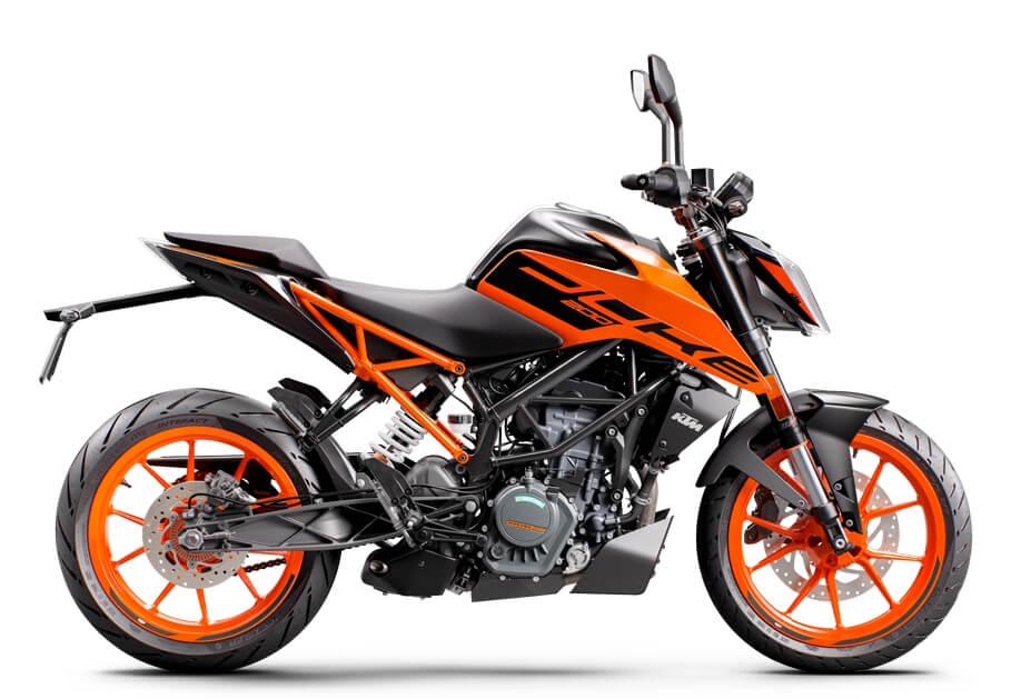 best 200cc bikes