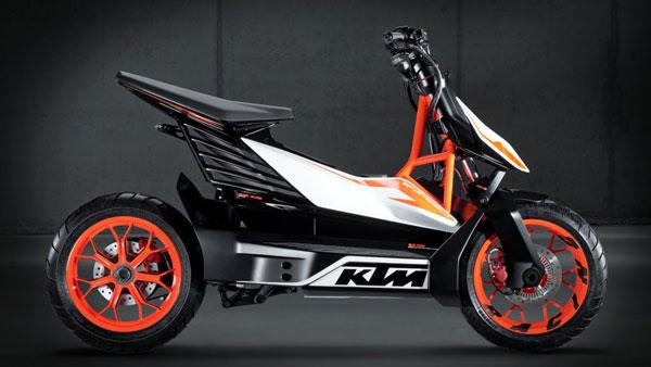 KTM Scooty