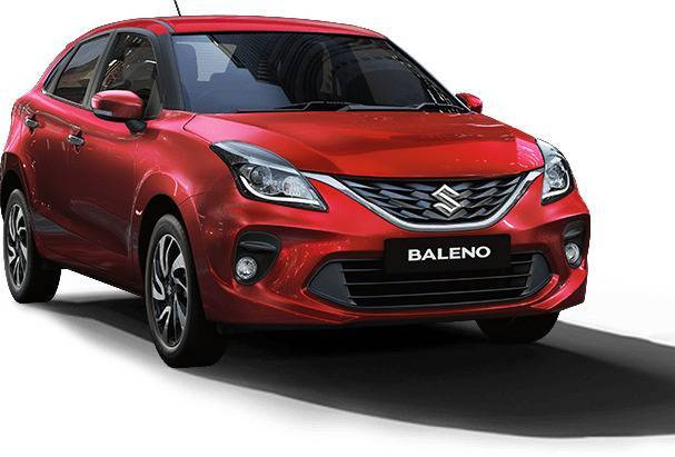 baleno ground clearance and boot space