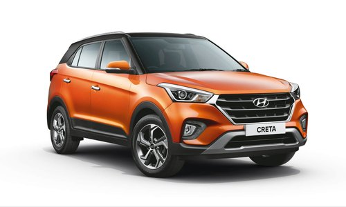 creta ground clearance and boot space