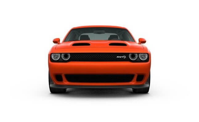 dodge challenger srt hellcat price in india