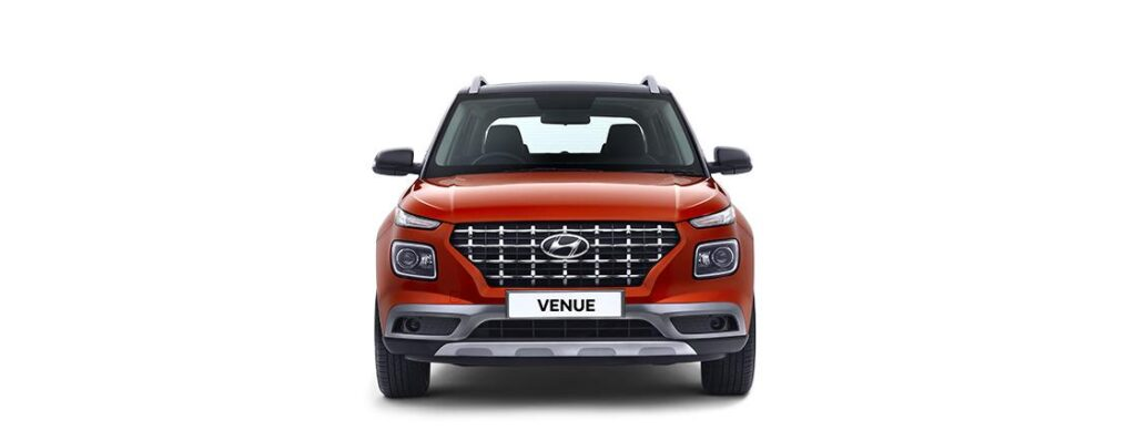 Hyundai Venue Ground Clearance and boot space