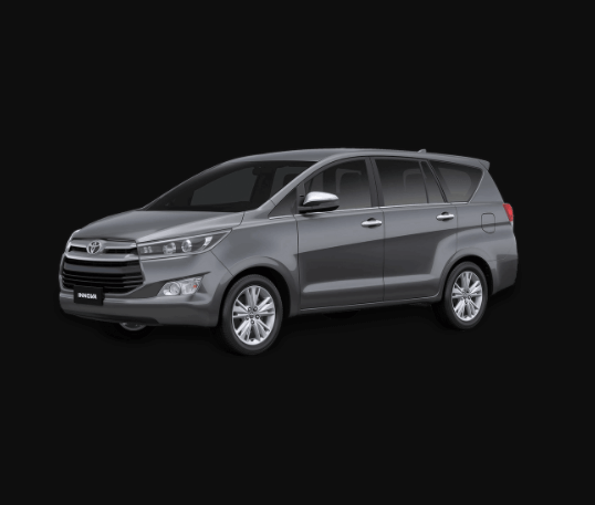 Innova ground clearance and dimensions