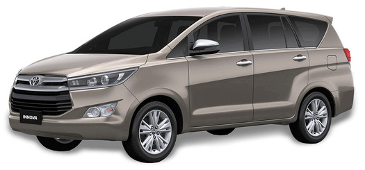 innova ground clearance