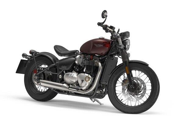 triumph bobber bike