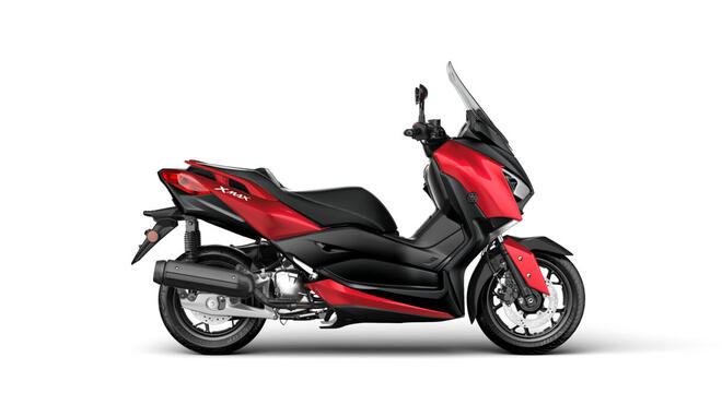 Yamaha XMAX 125 launch date in India