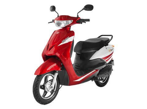 scooter under 40000