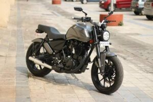 Royal Enfield Thunderbird 350X Modified Examples in India