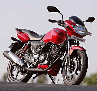 TVS Apache 150