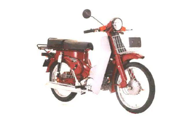 Bajaj M80