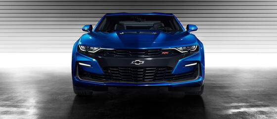 Chevrolet Camaro price in India