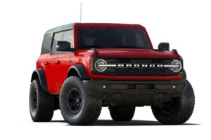 Ford Bronco Price in India