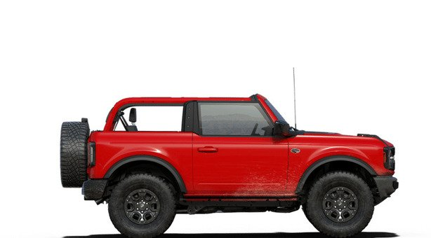 Ford Bronco India