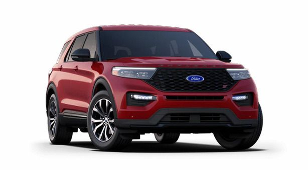 Ford Explorer Price in India