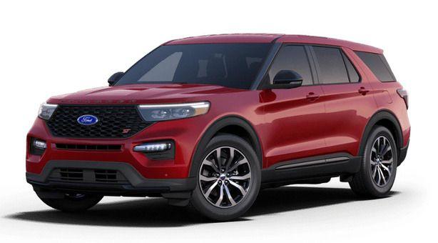 Ford Explorer price in India