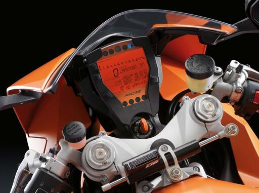 RC8R 1190 Instrument Console