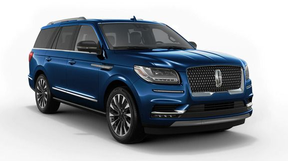 Lincoln Navigator price in India