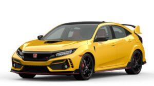 Honda Civic Type R Price in India