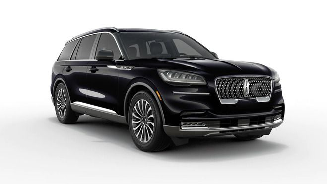 Lincoln Aviator price in India