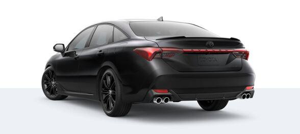 Toyota Avalon India