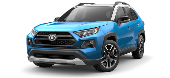Toyota RAV4 price in India