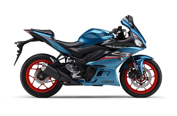 Yamaha R3 BS6