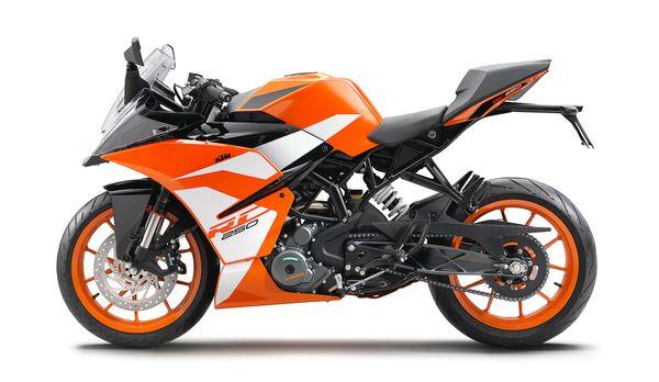 KTM RC 250 price in India