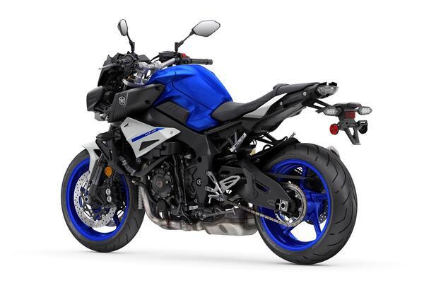 2021 Yamaha MT 10