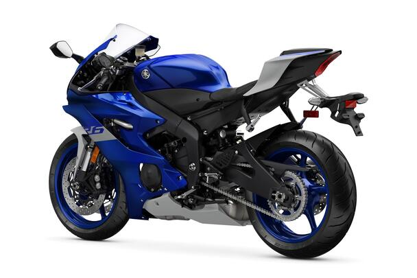 Yamaha YZF-R6 price in India