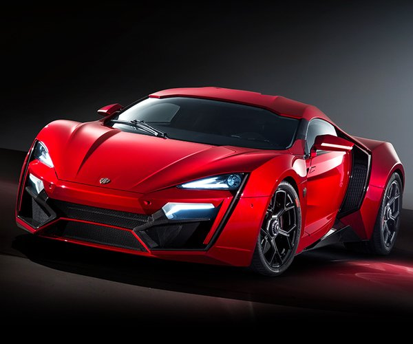 Lykan HyperSport price in India