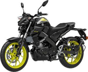 Yamaha MT-15 Metallic Black