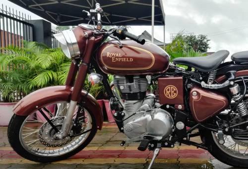 Kabir Singh Bullet Bike