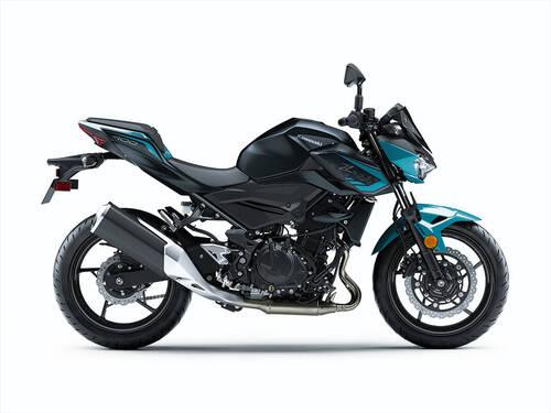 Kawasaki Z400 top speed
