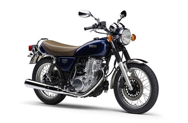 Yamaha Cruiser Bike