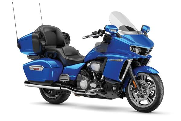 Yamaha Cruiser Bikes in India