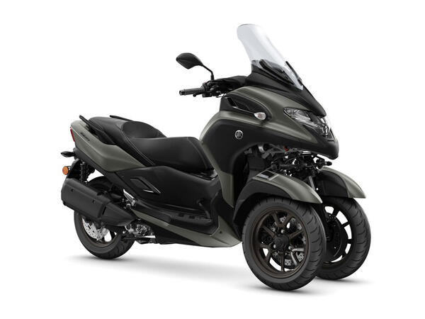 Yamaha Tricity 300 price in India