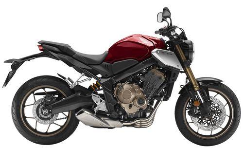Honda Superbikes