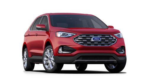 Ford Edge Price in India
