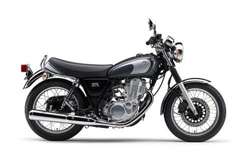 Yamaha SR400 price in India