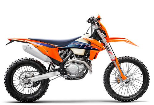 KTM Dirt Bikes in India