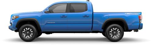 Toyota Tacoma price in India